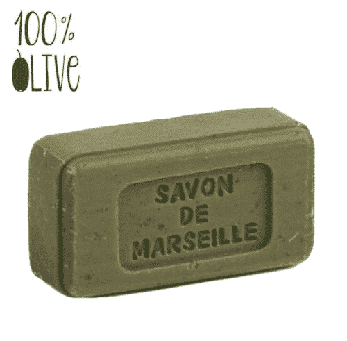 Bio Olivenölseife - Savon de Marseille - Savonnerie ENSA 125 g