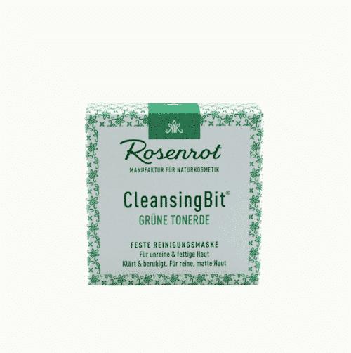 CleansingBit mit grüner Tonerde 2