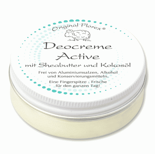 Deocreme Active - Florex 40 ml