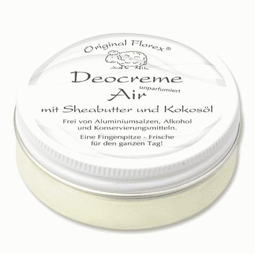Deocreme Air parfümfrei - Florex 40 ml