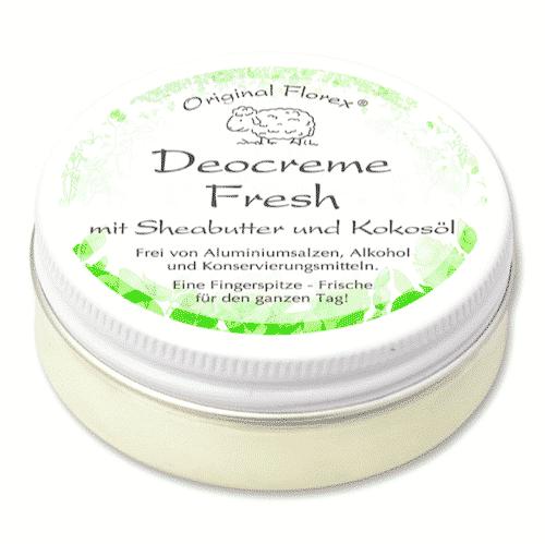 Deocreme Fresh - Florex 40 ml