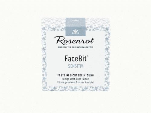 Festes Waschgel - FaceBit Sensitiv -2