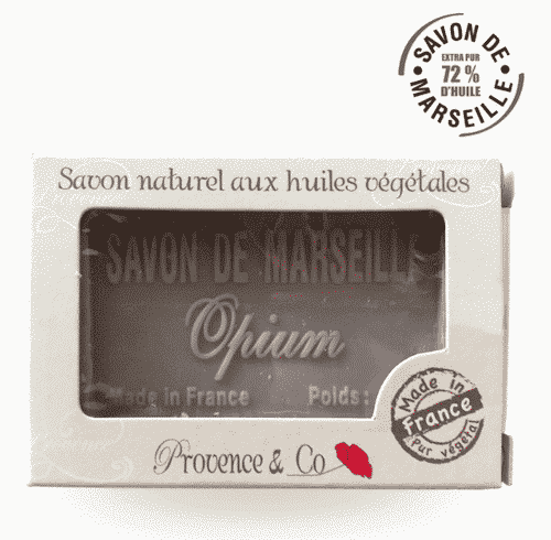 Marseiller Seife Opium - Provence & Co 100 g