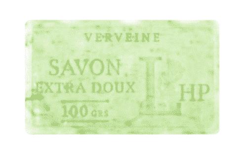 Marseiller Seife mit Verveine Blüte - LHP 100 g