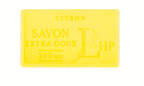Marseiller Seife mit Zitrone - LHP 100 g