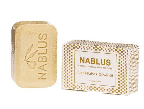 Olivenölseife mit natürlichem Olivenöl - Nablus 100 g
