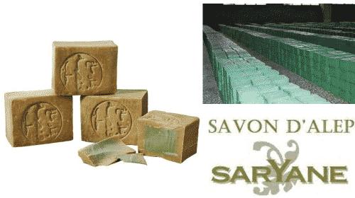Saryane Aleppo Seife