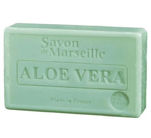 Savon de Marseille mit Aloe Vera - Marseiller Seife 100 g