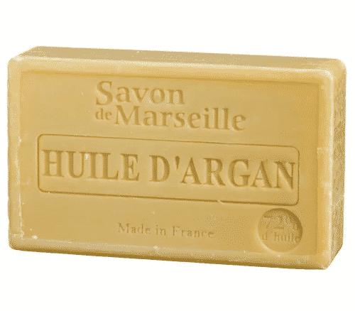 Savon de Marseille mit Arganöl - Marseiller Seife 100 g
