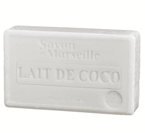 Savon de Marseille mit Kokosmilch - Marseiller Seife 100 g
