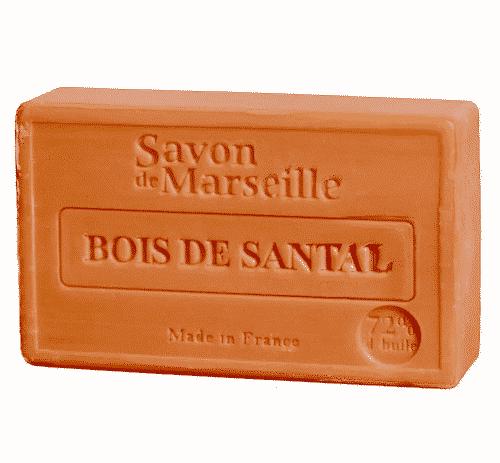 Savon de Marseille mit Sandelholz - Marseiller Seife 100 g
