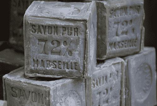 Savon de Marseille - Marseiller Seife