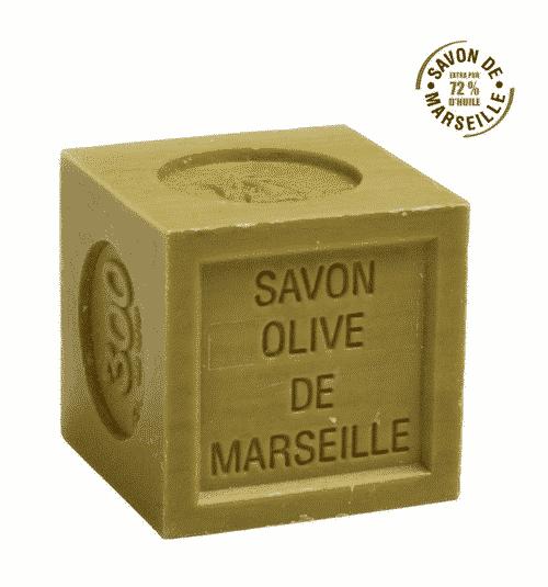 100% Olivenölseife - Savon de Marseille - Provence & Co 300 g