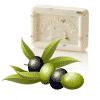 10er Pack - Schafmilchseife Olive weiß - Ovis