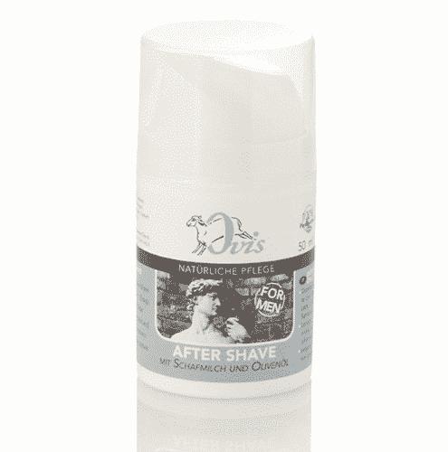 After Shave for Men - Schafmilch & Olivenöl - Ovis 50 ml