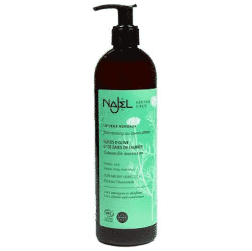 Aleppo 2 in 1 für normales Haar - Bio Shampoo + Conditioner - Najel 500 ml