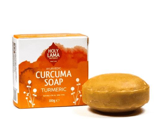 Curcuma Seife - Holy Lama 100 g
