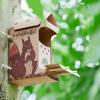 Freiluftbuffet Eichhörnchen - Die Stadtgärtner