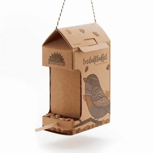 Freiluftbuffet Vögel - Die Stadtgärtner 4