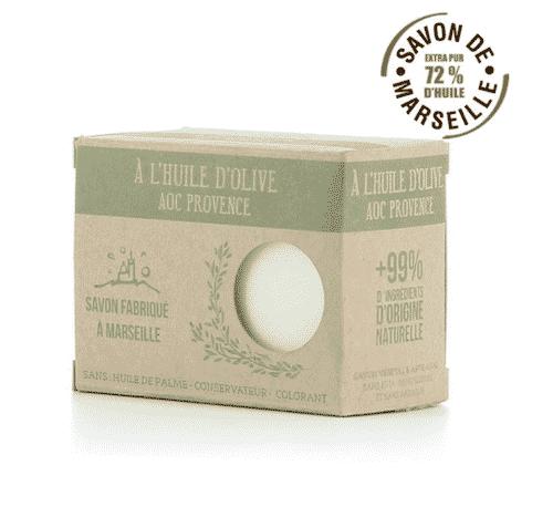 Marseiller Olivenölseife ohne Palmöl - FouFour 150 g
