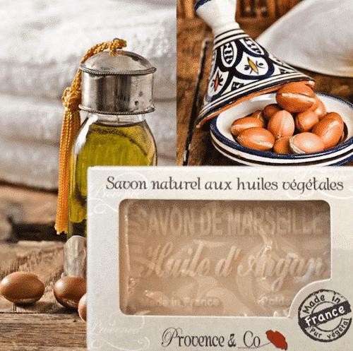 Marseiller Seife mit Arganöl - 2