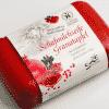 Schafmilchseife Granatapfel - Cosmos zertifiziert - Saling 100 g