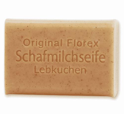 Schafmilchseife Lebkuchen - Florex 100 g