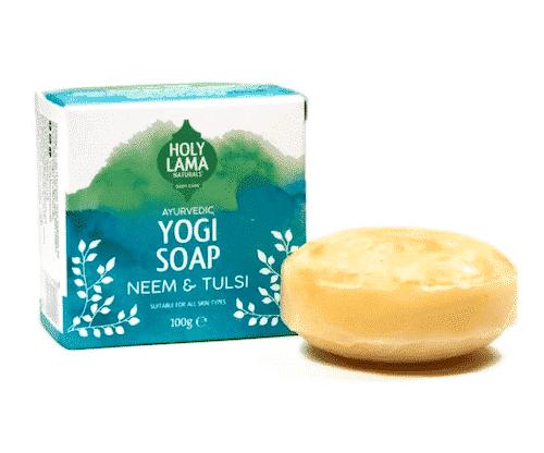 Seife Yogi - Neem & Tulsi - Holy Lama 100 g