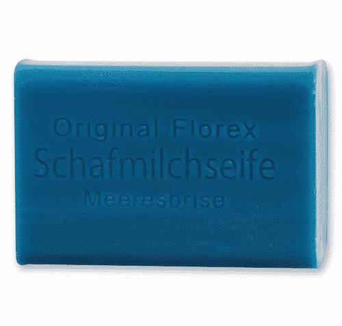Seife aus bio Schafmilch Meeresbrise - Florex 100 g