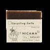 Peeling - Seife mit Kaffeesatz - Upcyclingseife - Nicama 100 g