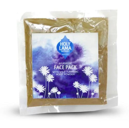 Natürliche Gesichtsmaske - Holy Lama 20 g