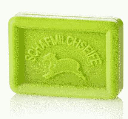 Schafmilchseife Gurke - Limette - Ovis 100 g