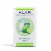 Seife palmölfrei - Buttermilch& Limette- Cosmos zertifiziert - KLAR 100 g