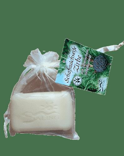 Probierpaket I - Schafmilchseifen + Seifenschale - Ovis & Florex & Saling