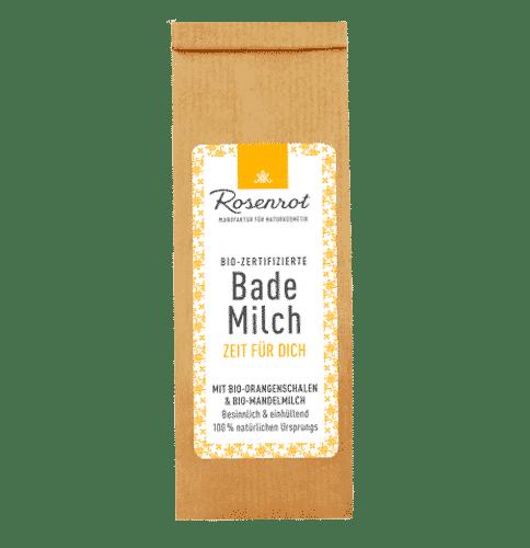 Bademilch Zeit für Dich - Rosenrot 150 g