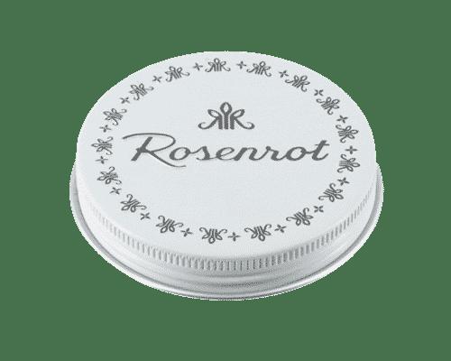 Deckel Weiß geschlossen für Bitbox - Rosenrot