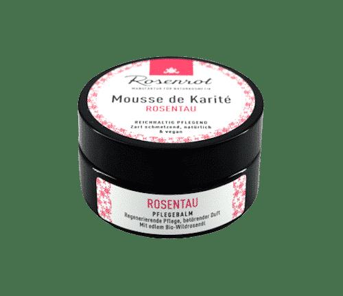 Mousse de Karité Rosentau - Rosenrot 100 ml
