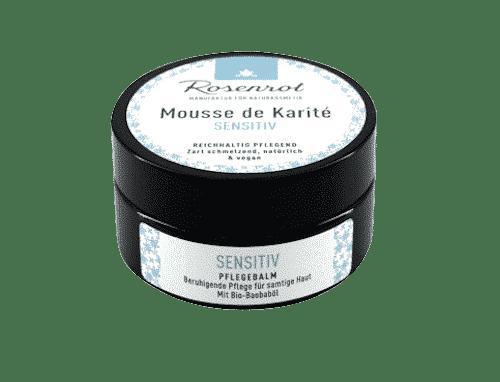Mousse de Karité Sensitiv - Rosenrot 100 ml