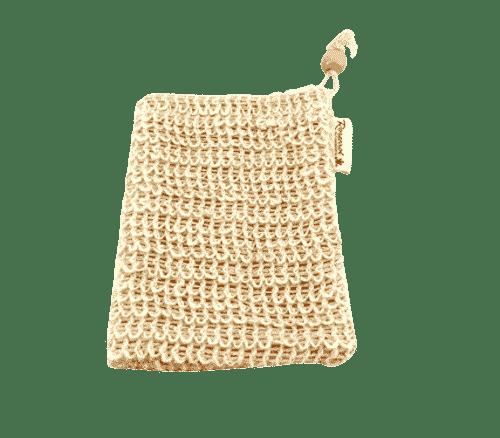 Seifensäckchen aus Hanffasern